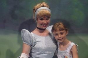 Cinderella and Caroline